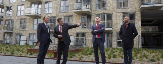 Rijke belegger zoekt liefdevolle woningbouwer