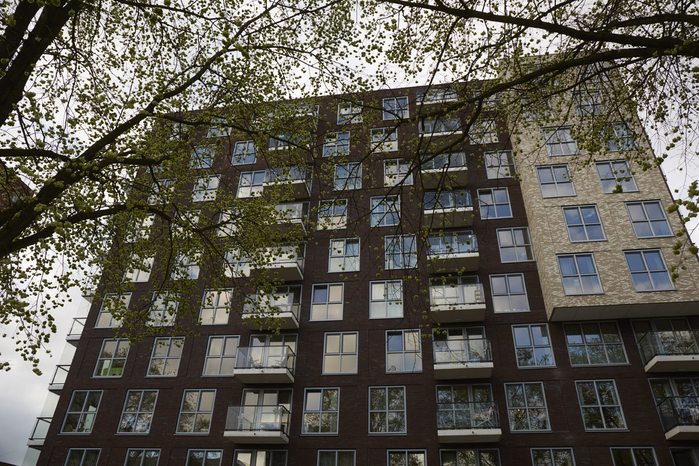 Beleggers pessimistisch over bouw middenhuur