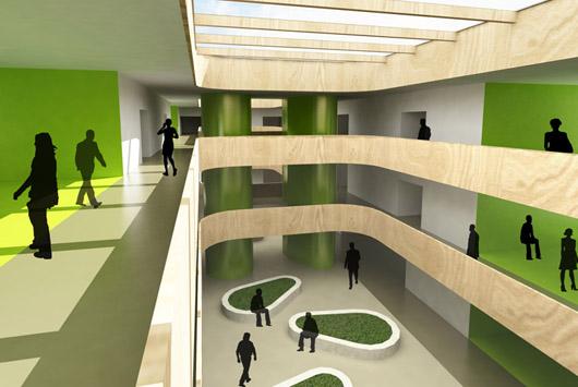 Wiegerinck ontwerpt polikliniek TweeSteden ziekenhuis Tilburg