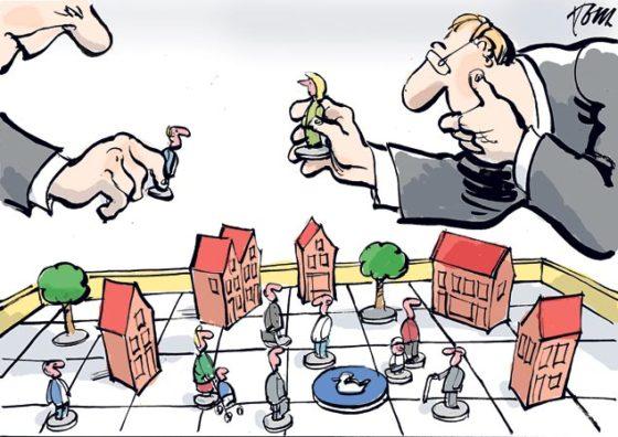 Sociale samenhang wijk in een eigentijds vat gegoten