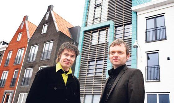 Architectenduo waagt sprong over eigen schaduw
