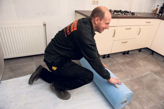 Permafix Floorguard veilig alternatief voor karton
