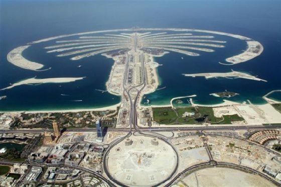 Van Oord voelt sterke terugval in Dubai
