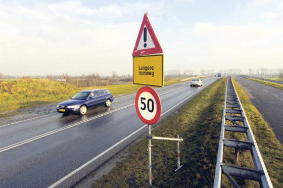 Skarsterlân klaagt over aangebracht asfalt
