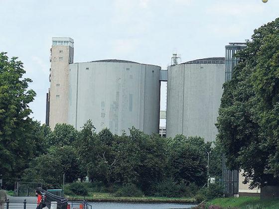 Suikersilo's in Breda mogen worden gesloopt