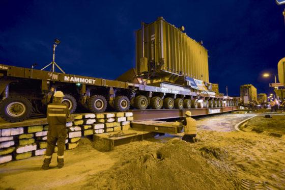 Speciale weg voor transformatoren