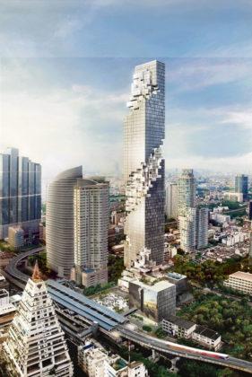 OMA tekent hoogste gebouw Bangkok