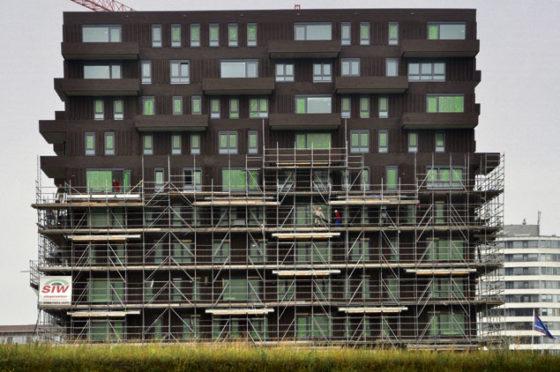 Helft corporaties in de knoop met nieuwbouw door stijgende bouwkosten: 'Ambities gaan we niet waarmaken'