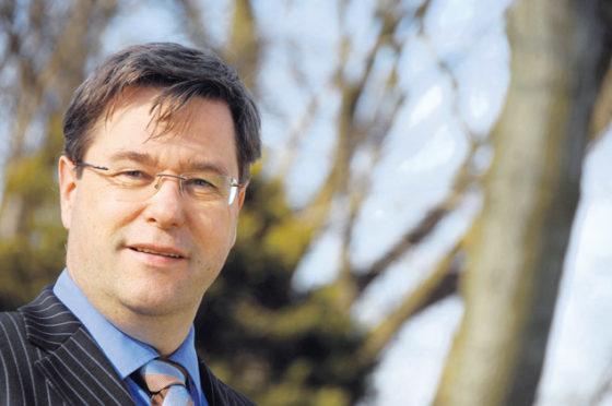 Paul van der Wijk: 'Vinex is jongensdroom'