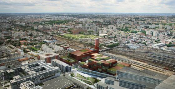 Vinci bouwt bij Parijs grote waterzuivering