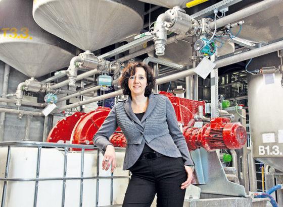 Marlies van Wijhe: 'De bouw zoekt echt naar duurzame verf'