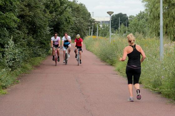 Groningen investeert in aanleg fietsroutes