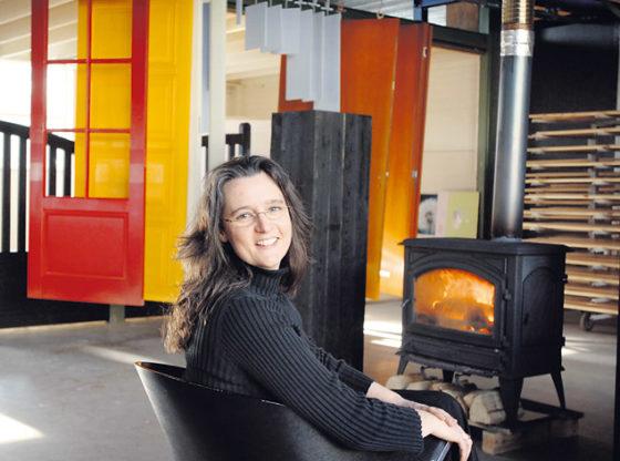 Simone Verburg: 'Crisis prikkelt creativiteit ondernemer'