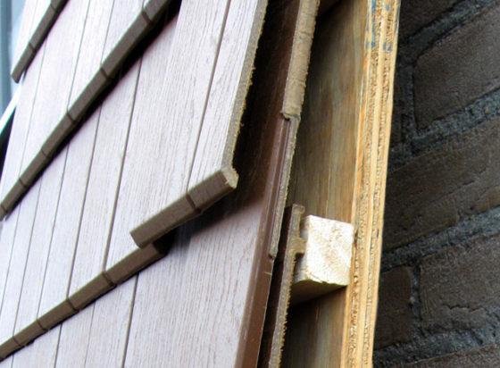 Spuitgietbaar hout combineert voordelen hout en kunststof