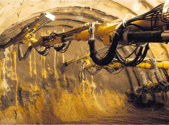 Ploffen en poetsen voor Luxemburgse tunnels