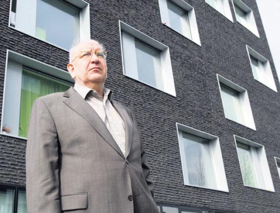 Jan Benschop: 'Studentenhuisvesting is hot'