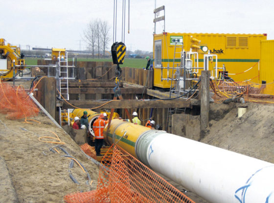 Direct Pipe-boring nu ook in Nederland toegepast