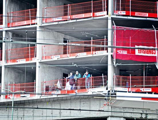 Grootste bouwers verliezen 256 miljoen winst