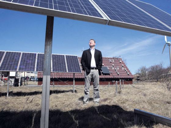 'Waterstof is een betrouwbaar medium voor energieopslag'