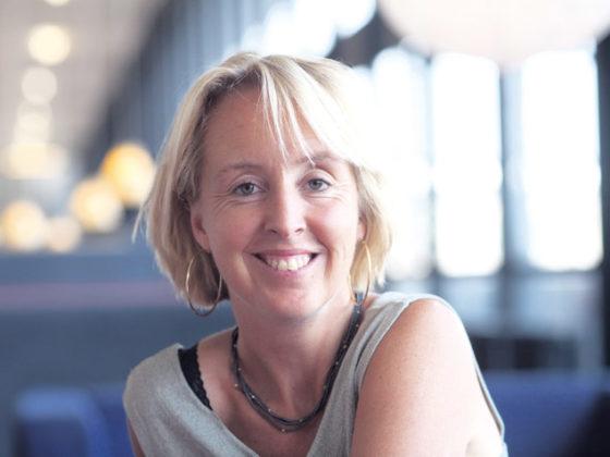 Marie-Claire ten Veldhuis: 'Riolering kan meer regen aan'