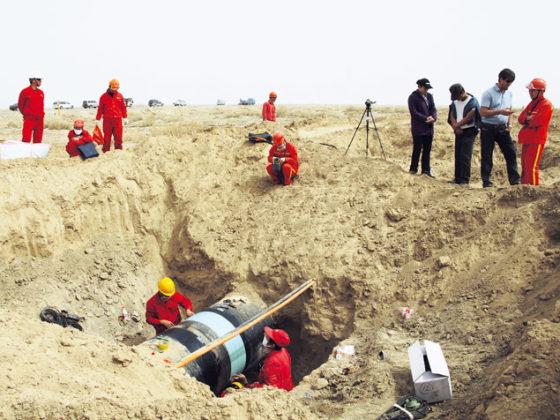 Stopaq kanshebber voor Chinees miljoenenproject