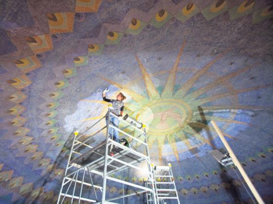 Restauratie oriëntaalse kerk Groesbeek duurt een jaar