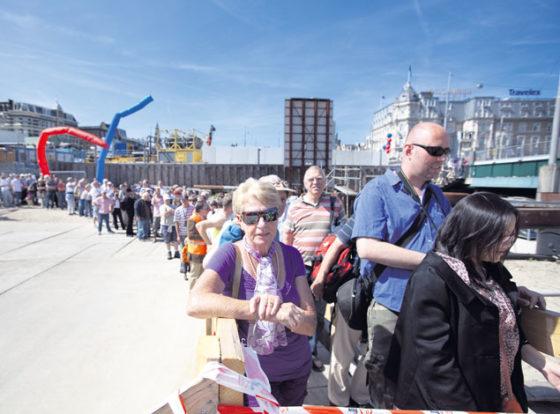 Belangstelling voor Dag van de bouw groeit explosief
