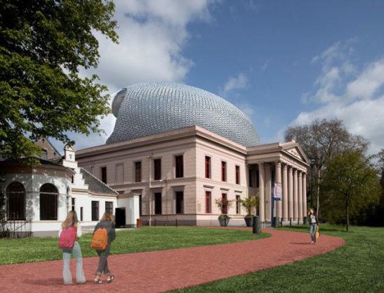Museum krijgt oog van architect
