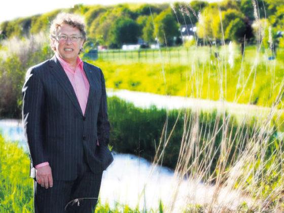 Harry Keereweer: 'Rijnoevers moeten water vasthouden'