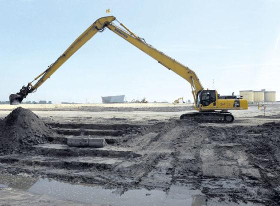 Eerste nieuwbouw Zeeburgereiland