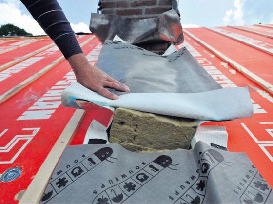 Opmetselen bouwmuren kan uitblijven