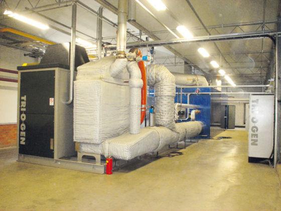 Afvalwarmte voorziet 300 huishoudens van elektriciteit