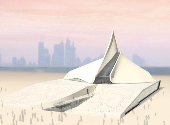 Nederlandse ontwerpt voor Dubai