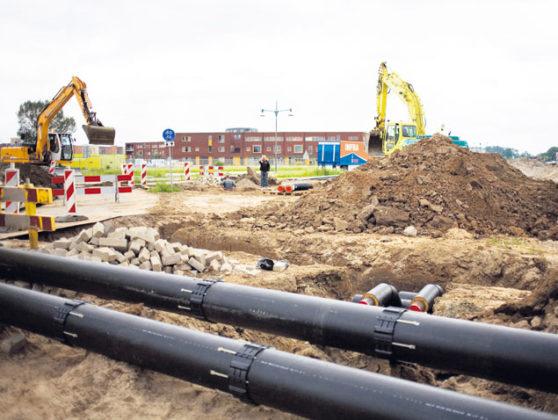 Schiedam onderzoekt in twee wijken vervanging aardgas door warmtenet