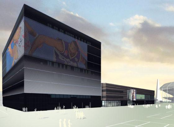 Gevels Topsportcentrum apart aanbesteed