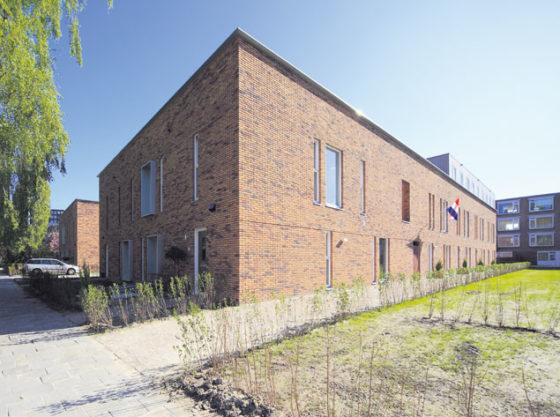 Woningbouwproject wint Golden Green Award