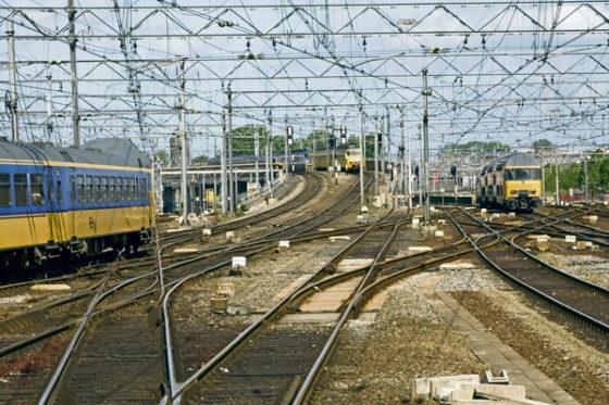 Strukton neemt met batterijtrein voortouw op het spoor