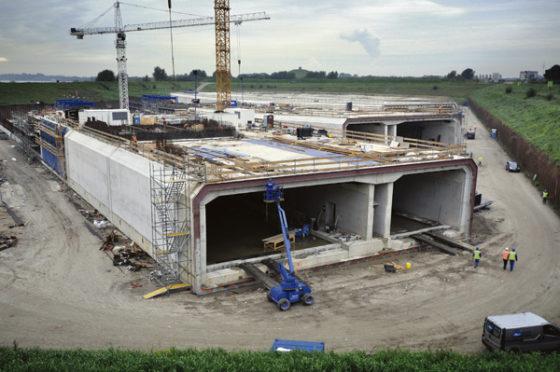 Tunnelmoten voor Tweede Coentunnel