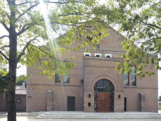 Staalconstructie geeft oude kerk nieuwe functie