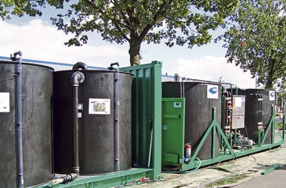 Biologische bodemsanering efficiënter uit te voeren