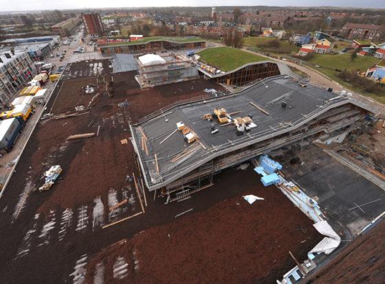 Nieuw centrum voor Den Helder