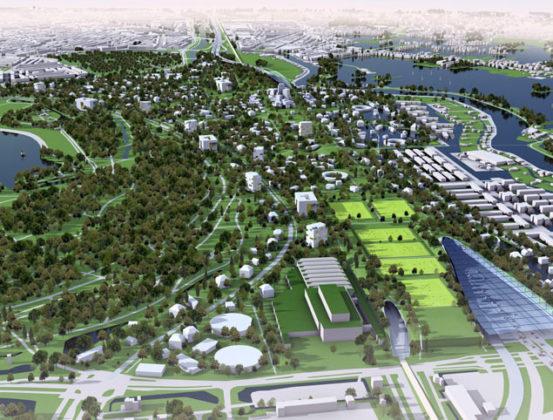 Central Park Rotterdam mogelijk zonder overheidssteun