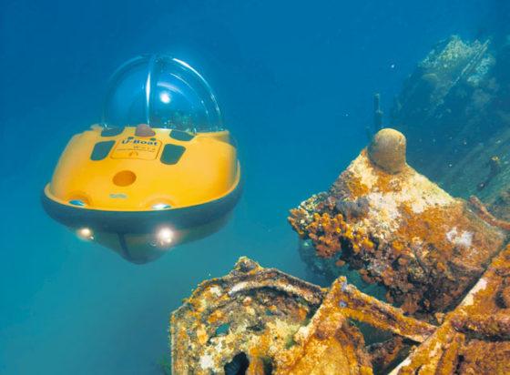 'Miniduikboot maakt werk onder water makkelijker'