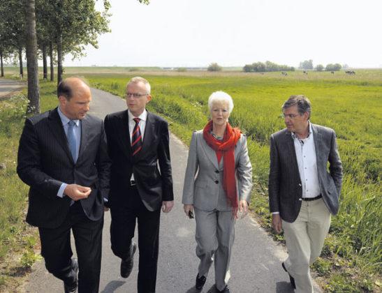 IJsseldelta-Zuid wacht op Atsma