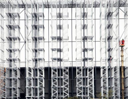 Wouters Schijndel bouwt reusachtig distributiecentrum voor Zalando