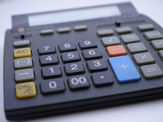 Goed inschrijven vergt meer dan een rekenmachine