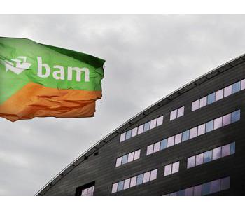 BAM na verlies 6,6 miljoen op weg naar break-even