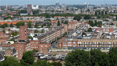 Achtduizend euro voor NOM-renovatie Amsterdam