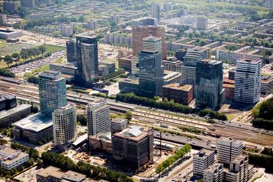 Groen licht voor bouw Zuidasdok Amsterdam