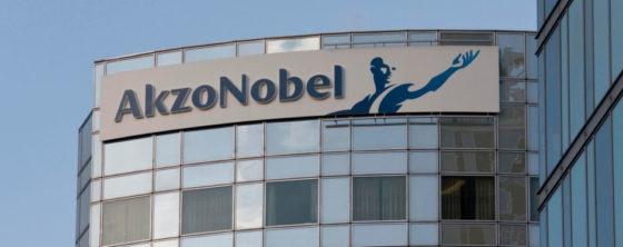 Verfproducent Akzo Nobel lijdt niet onder overnamestrijd
